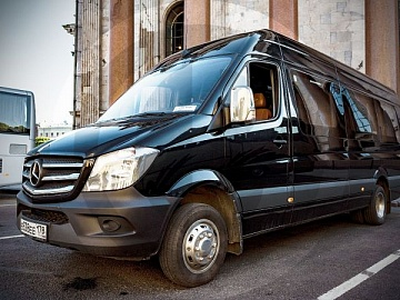 минивен Mercedes Sprinter Black